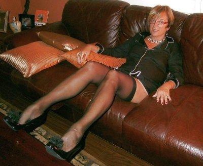 Reife Hausfrau will spontan ficken