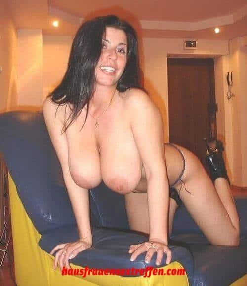 Milf sucht Hausfrauensex