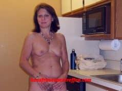 Hausfrau sucht Sextreffen