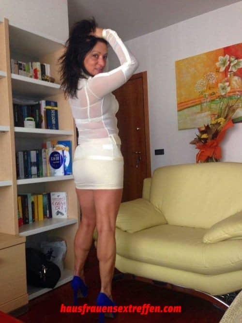 sexy Hausfrau privat ficken